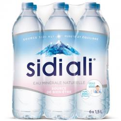 Sidi Ali pack 6x1,5L