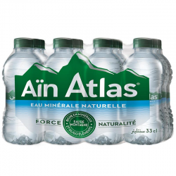 Aïn Atlas pack 12x33cl
