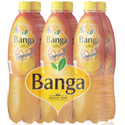 Banga Tropical pack 8x1L
