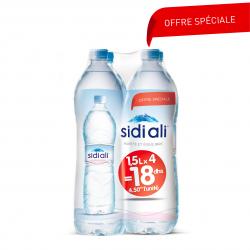 Sidi Ali pack 4x1,5L