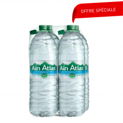 Aïn Atlas pack 4x3L
